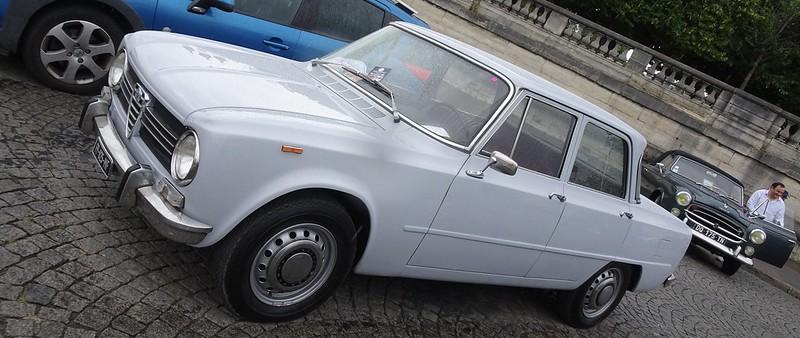 Alfa Romeo Giulia Berlina 1300 Ti - Paris Concorde Juillet 2021 51335808915_b574f67efc_c