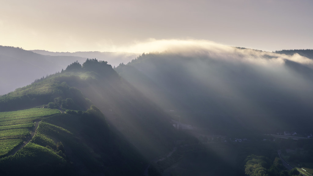 Lances Of Light