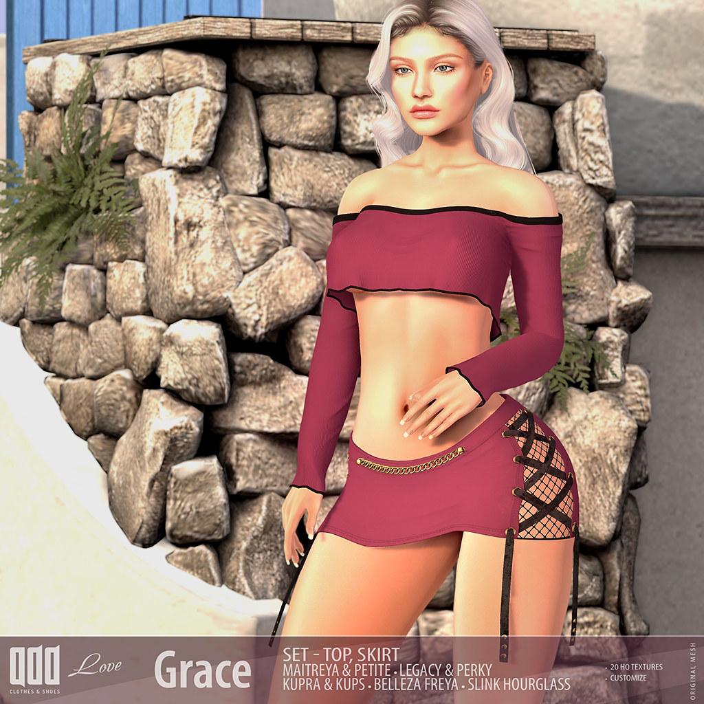 New release – [ADD] Grace Set