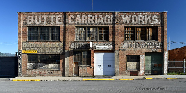 Butte Carriage Works