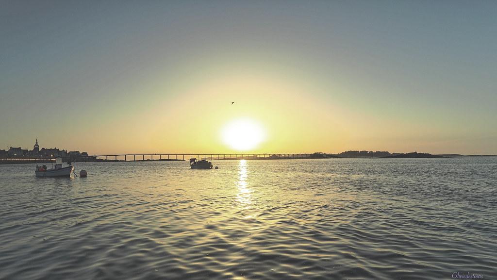 coucher de soleil sur Roscoff 51335915840_fec42f5a80_b