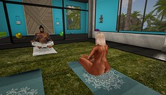 Naked Yoga- Ibiza Singles Weekend