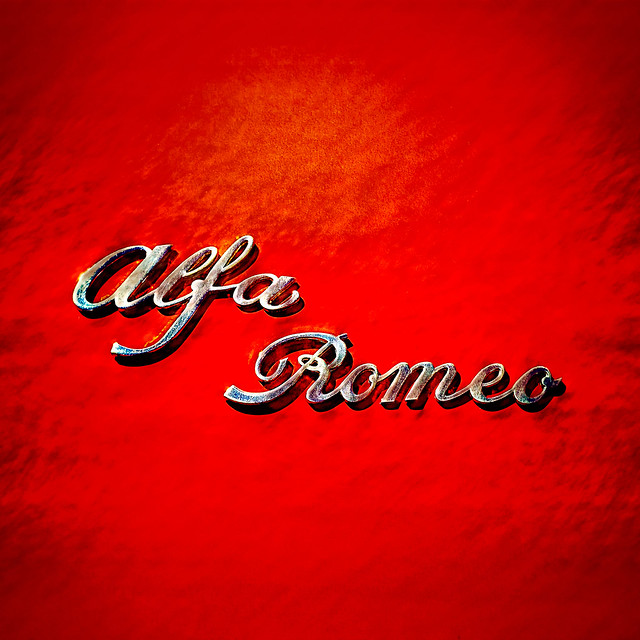 alfa romeo / prcssd. los angeles, ca. 2013.