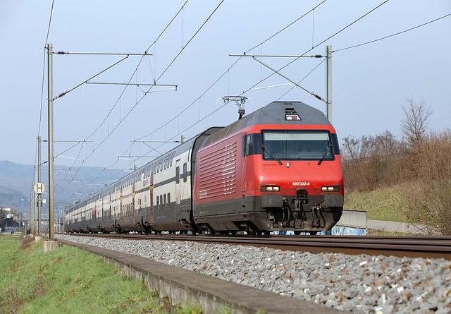 SBB Re 460 032 Sissach
