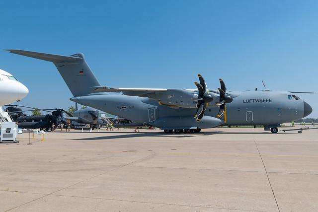 54+06 Airbus A400M-180 041 KOSH
