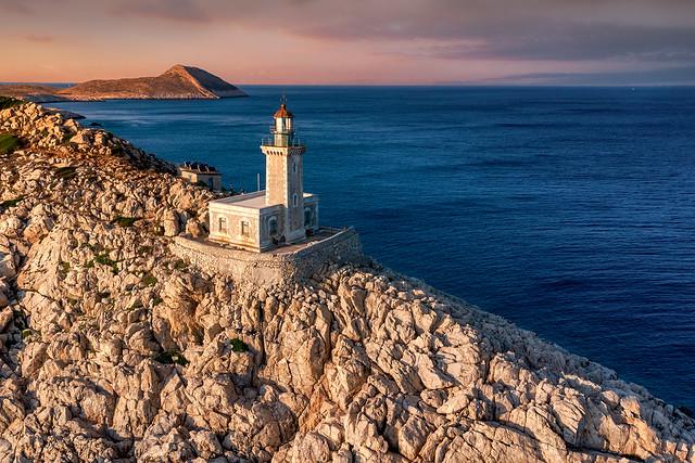 Lighthouse Tainaron
