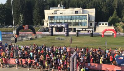 První závod RunCzech na Vysočině neměl chybu