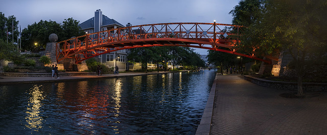 Canal Walk in Indianapolis