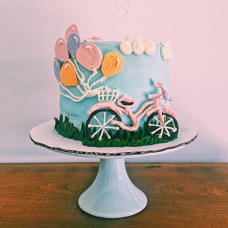 Cake by Sweet Caroline Bakes