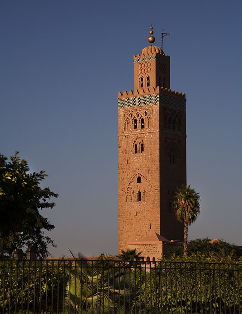 Koutoubia -  Marrakech - Morocco