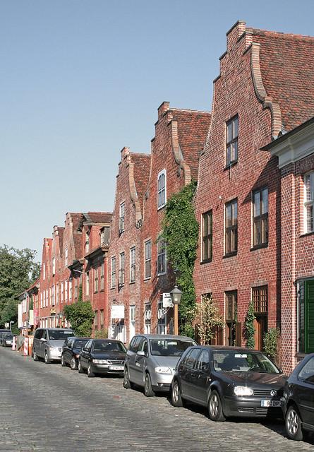 Potsdam - Holländisches Viertel