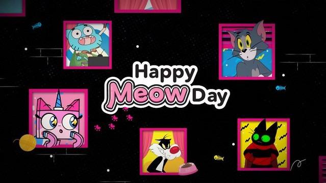 Cartoon Network Raikan Hari Kucing Antarabangsa!