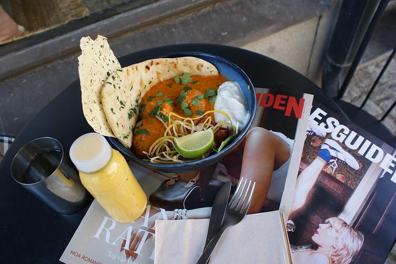 Indian streetfood Drottninggatan