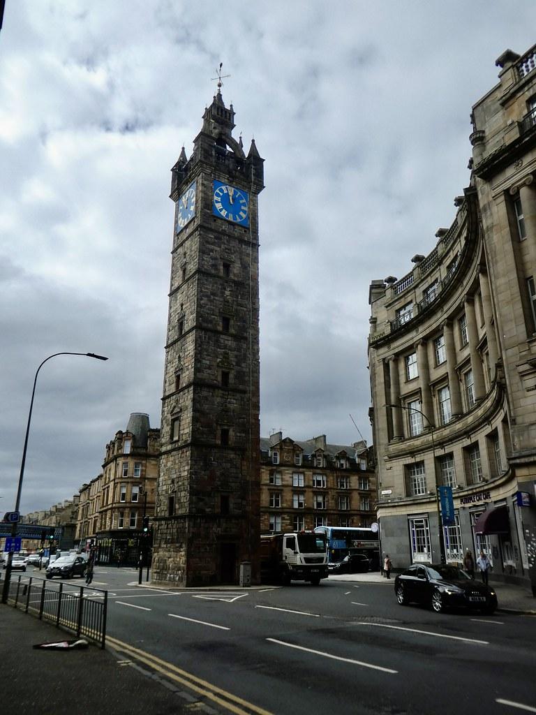Tollbooth Steeple, Glasgow