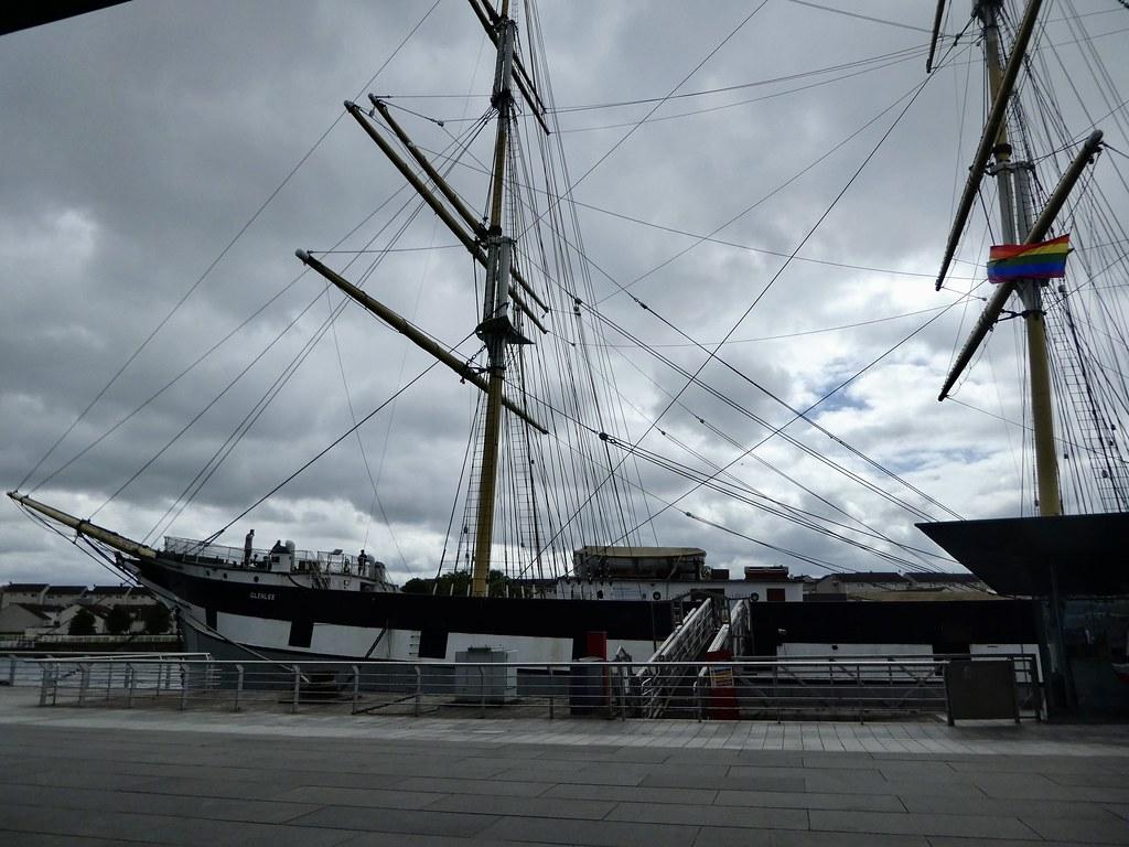 The Tall Ship Glenlee, Glasgow