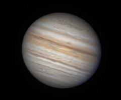 Júpiter, 10/07/2021