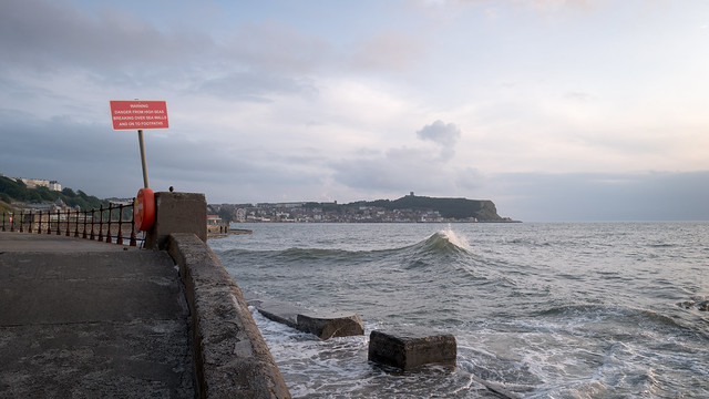 Scarborough - Late July Morning