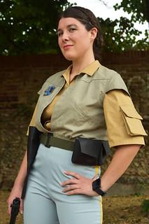 Leia Organa Rebel Briefing Uniform – Elisa