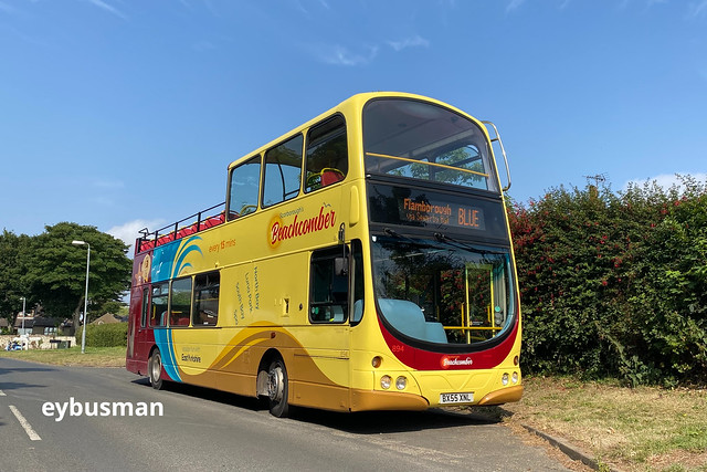 East Yorkshire 894, BX55XNL.