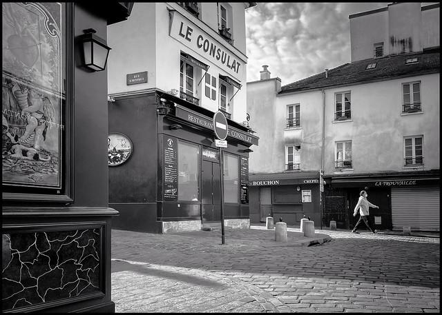 Rue des Saules * Paris