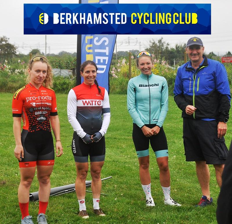 Berkhamsted Cycling Club Road Race 25072021