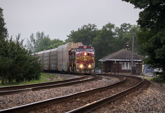 BNSF 649 @ Coal City, IL
