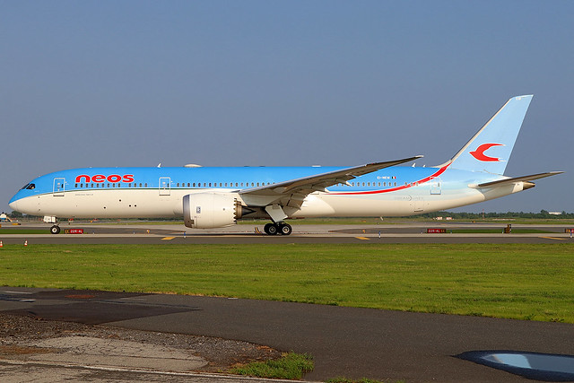 EI-NEW | Boeing 787-9 Dreamliner | Neos