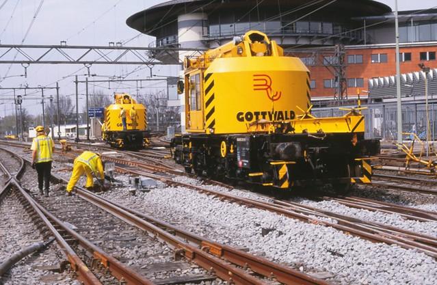 08488261-18065 Amsterdam Centraal 22 april 1996