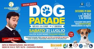 dog parade 2 cassano
