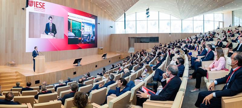 XIII Jornada de Empresas Patrono del IESE