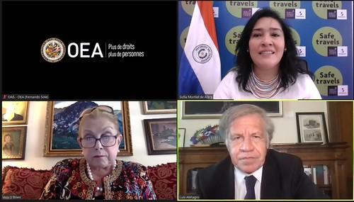 O Paraguai organizará o XXV Congresso Interamericano de Ministros e Altas Autoridades de Turismo
