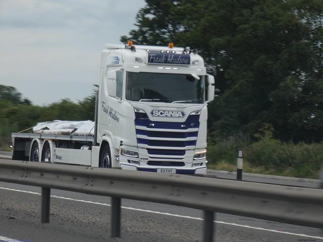 Scania Next Generation S500 B3 FHT Frank Hudson Transport A1M