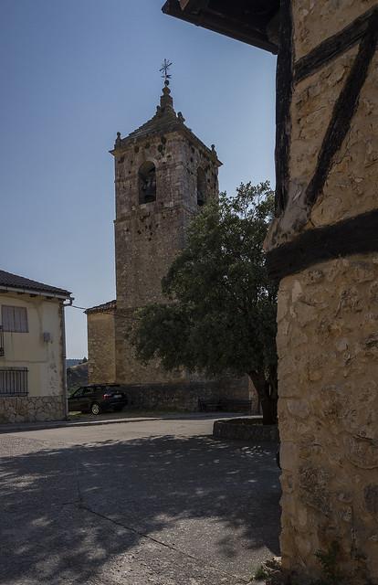 Ucero, iglesia de San Bartolomé