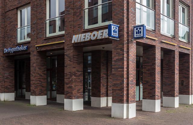 Nieboer makelaars office in Appingedam