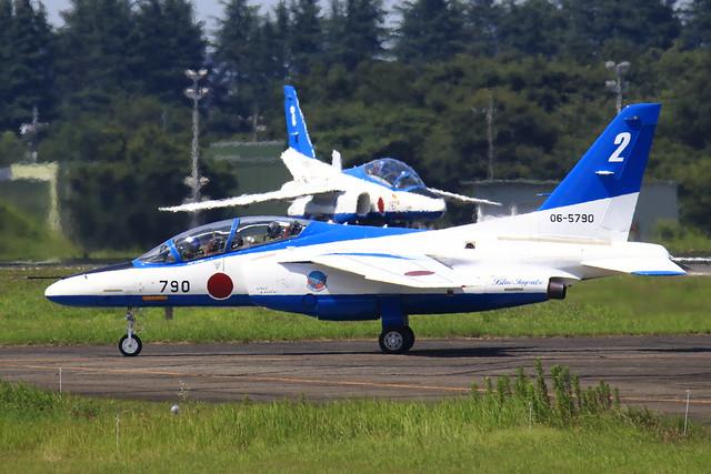 JASDF 11sq T-4 06-5790