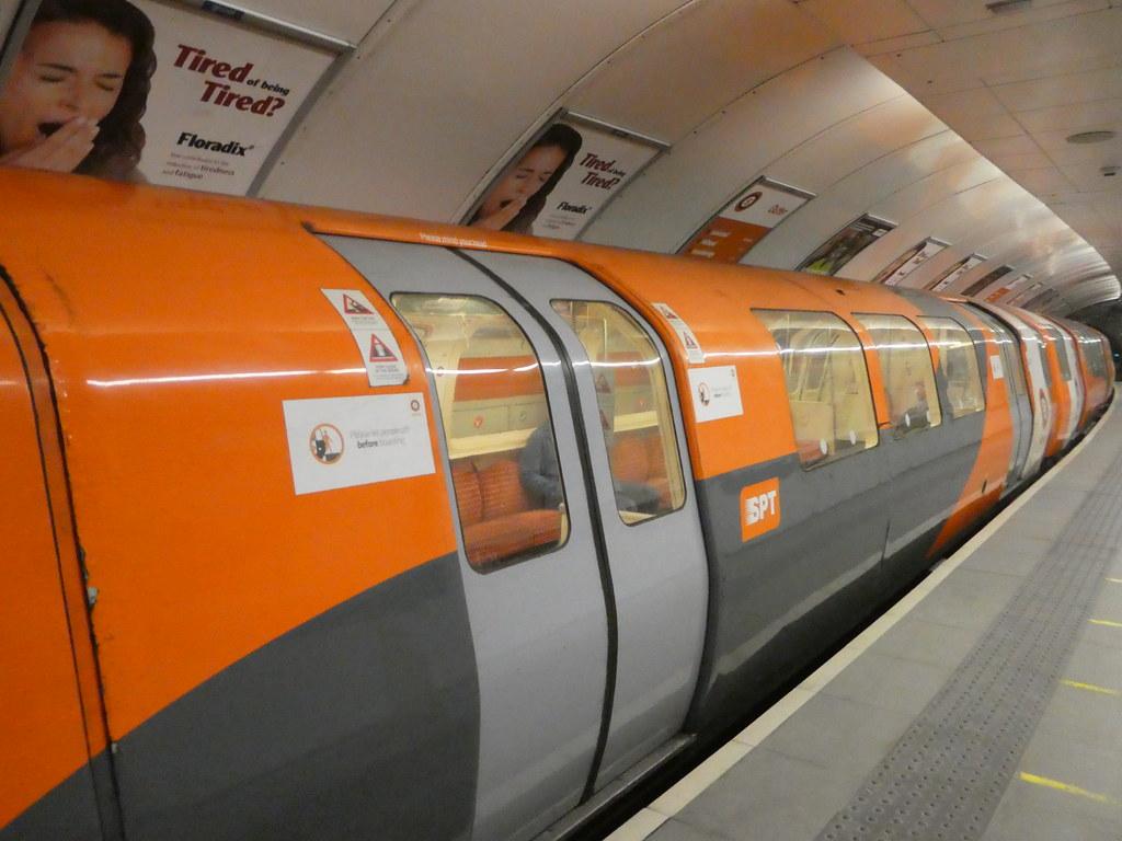 The Glasgow Subway