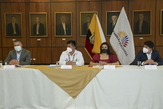 COMISIÓN DE GOBIERNOS AUTÓNOMOS II, EN MODALIDAD SEMIPRESENCIAL, ECUADOR, 26 DE JULIO DEL  2021