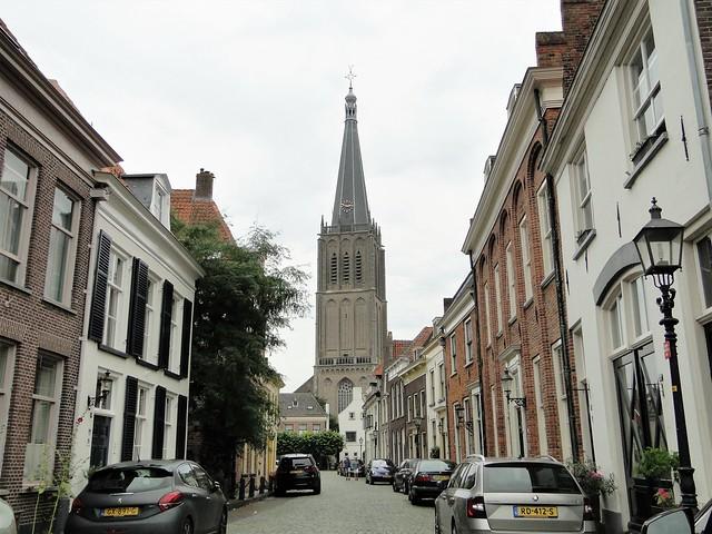 Veerpoortstraat and Grote Kerk, Doesburg