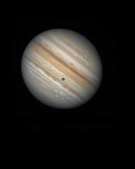Júpiter e Ganimedes, 18/07/2021