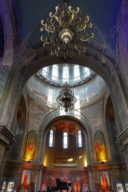 Saint Sophia Interior