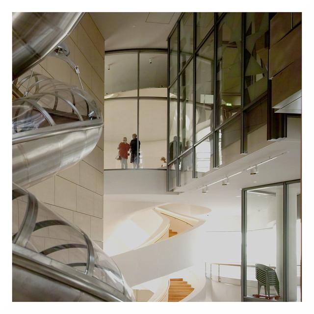 Arles The LUMA Tower - Franck Gehry architect