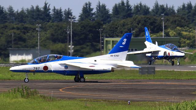 JASDF 11sq T-4 06-5787