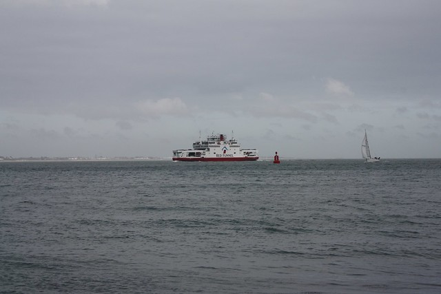 Red Falcon - Solent