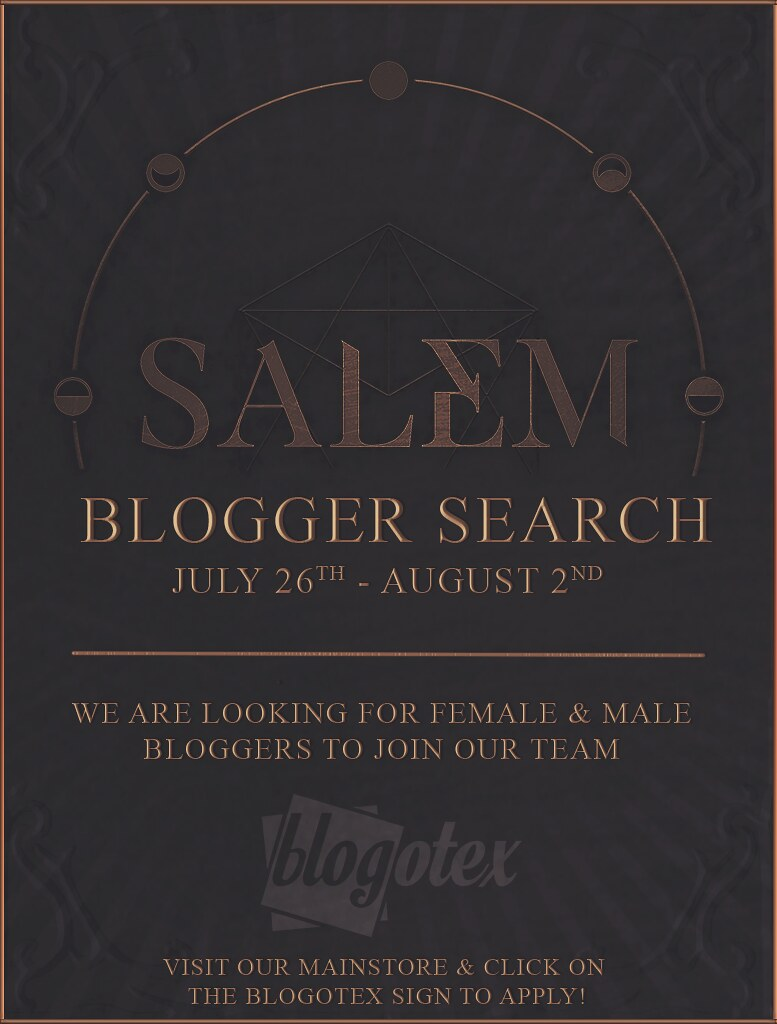 Summer Blogger Search