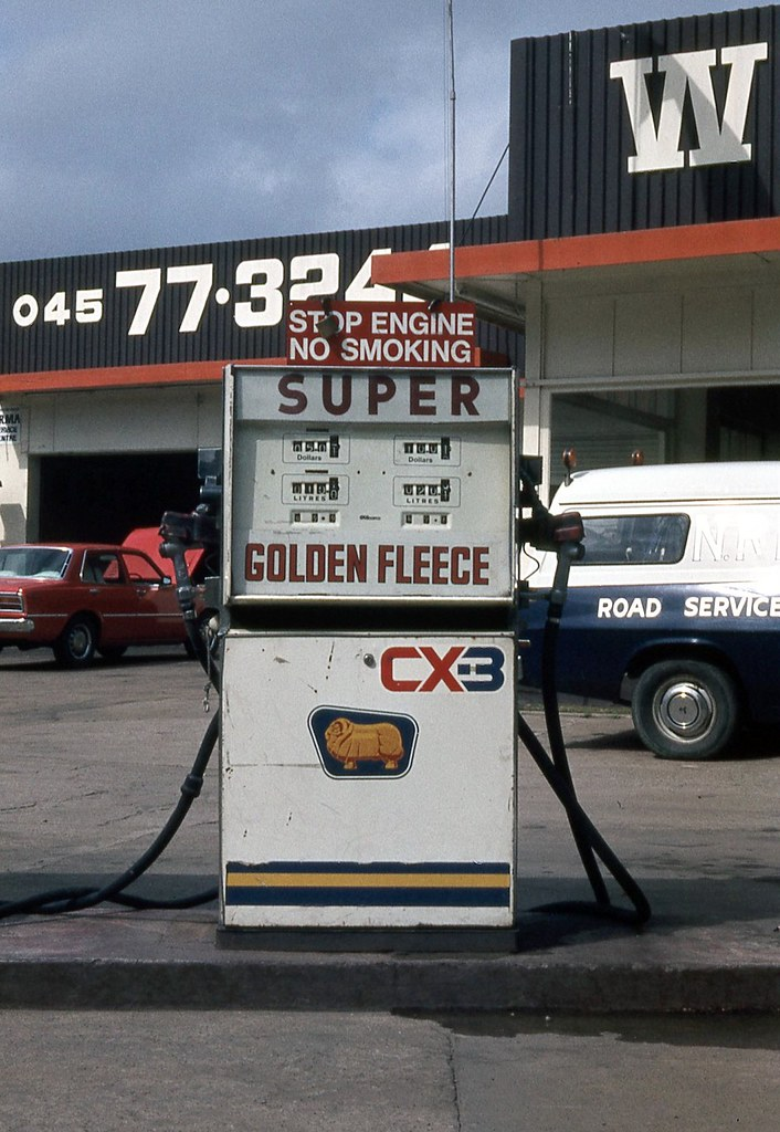 Golden Fleeece, Richmond, Sydney, NSW.