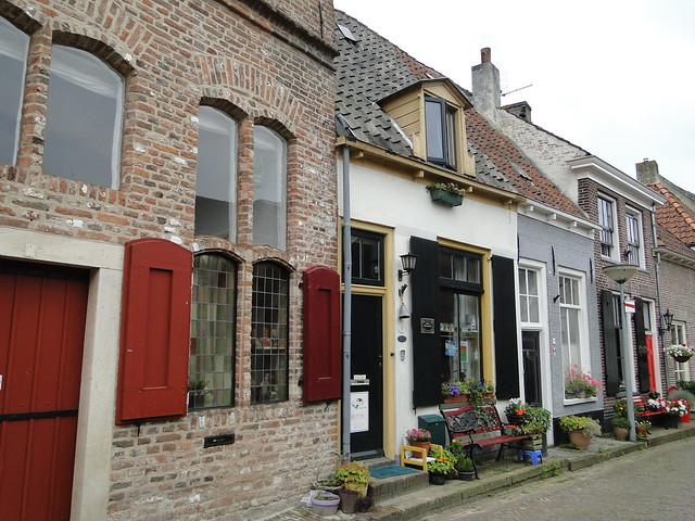 Old house and B&B in the Kosterstraat, Doesburg