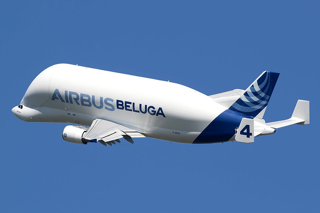 F-GSTD / Airbus Transport International / Airbus A300B4-608ST