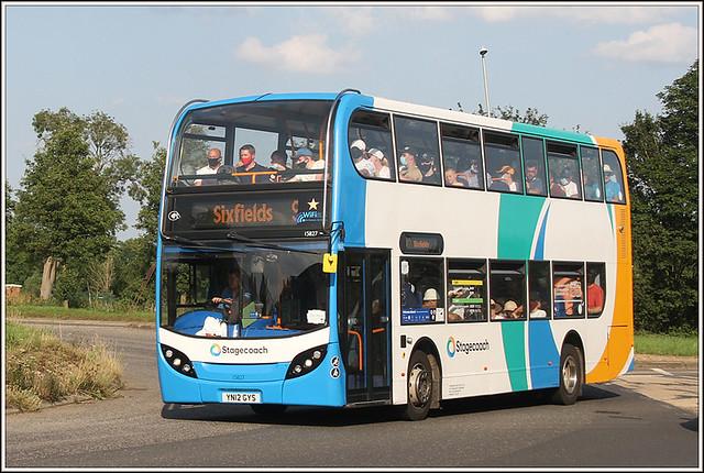 Stagecoach 15827