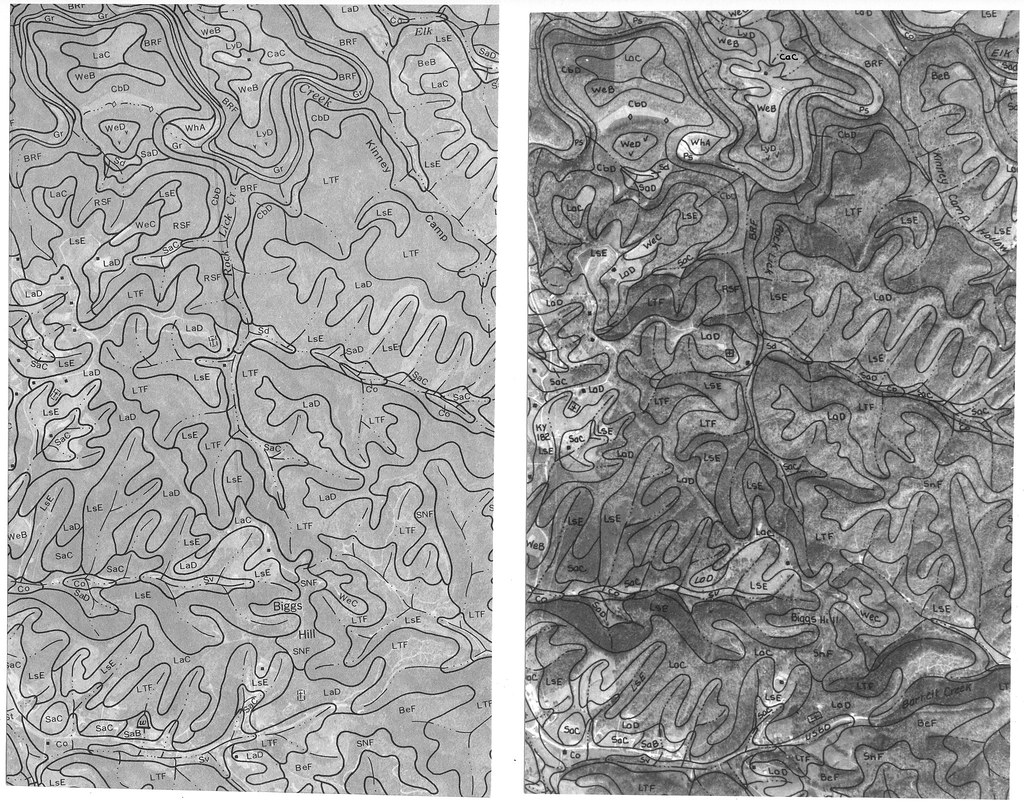 Soil Mapping: Published vs Field Soil Map Sheet