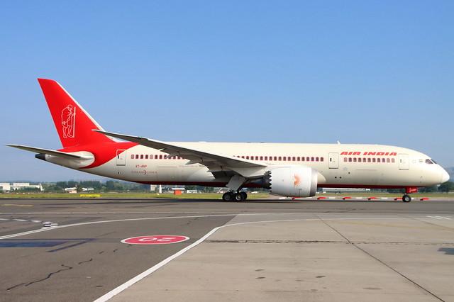 Air India Dreamliner (VT-ANP)